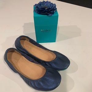 Tieks Limited Edition Midnight Blue Size 10